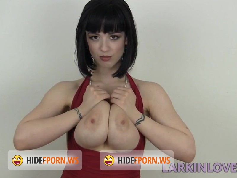LarkinLove.com/Clips4Sale.com - Larkin - Horny Stepson Cums Hard For My Luscious Tits [HD 720p]