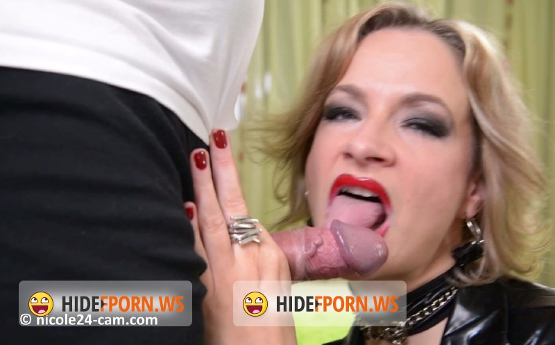 Nicole24-cam.com - Nicole - Feets And High Heels Of Nicole - Heels Fetish Time [FullHD 1080p]