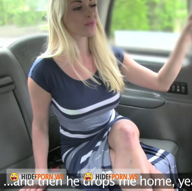 FakeTaxi.com - Victoria Summers - New Driver Gives Local Hot Blonde Good Anal Sex Fake Taxi E244 [SD 480p]