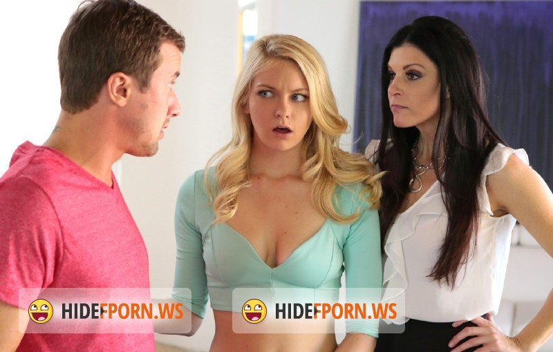 MomsTeachSex.com/NubilesNetwork.com - Alli Rae, India Summer - Use What You Got [SD 540p]