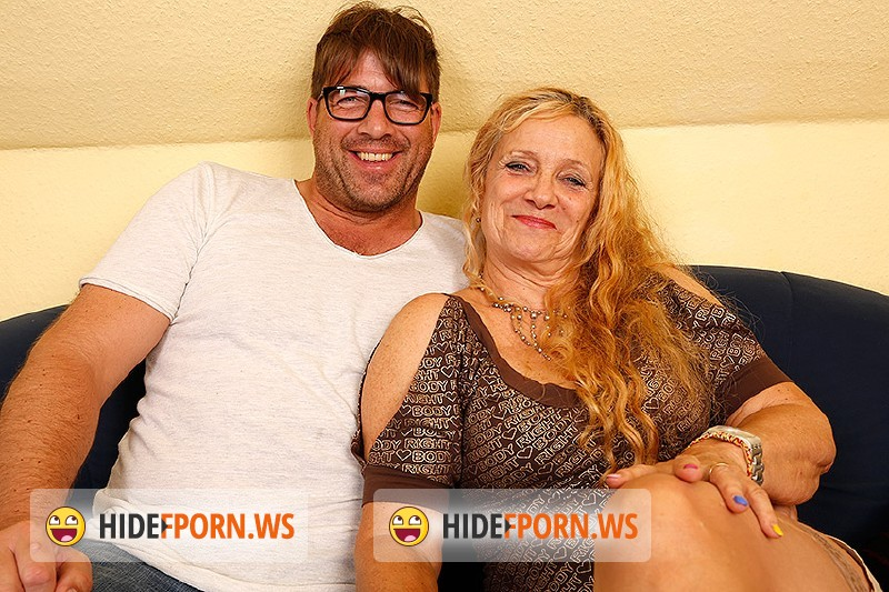 Mature.nl - Beate A. (EU) (61) - German kinky mature lady fucking and sucking [HD 720p]