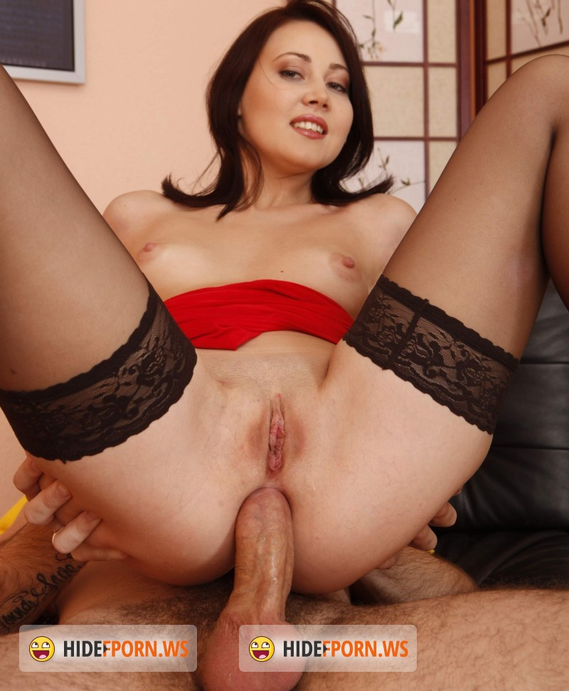NoBoring.com - Serena - Anal In Stockings [HD]