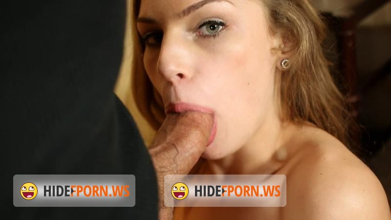 Clips4Sale.com - Sydney Cole - Sensual Sucking Sydney Cole Cum Swallow In Tight White Jeans [SD]