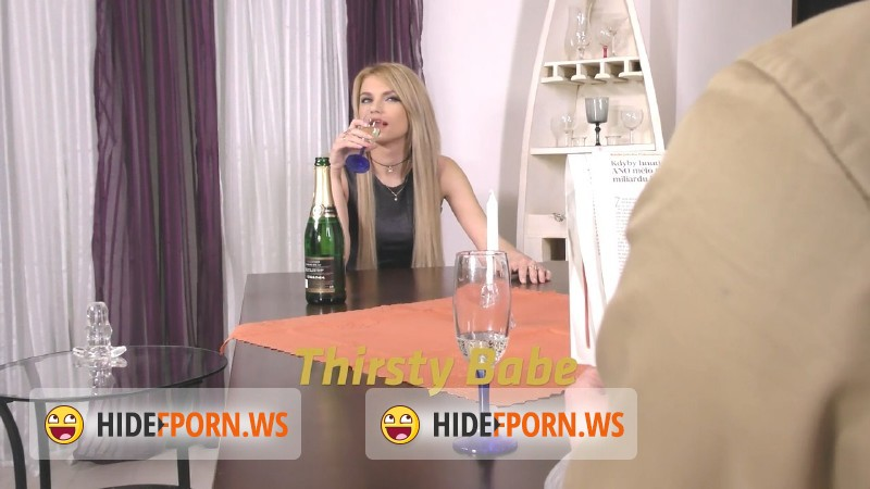 VIPissy.com - Karina Grand - Thirsty Babe [HD 720p]