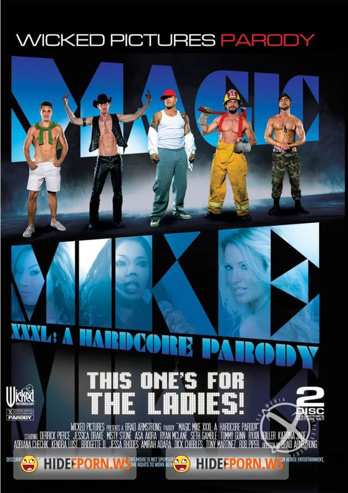 Magic Mike XXXL: A Hardcore Parody [2015/WEBRip 1080p]