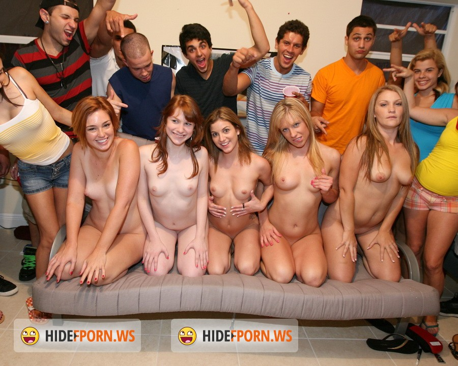 CollegeRules.com - Amateurs Girls - Wild Night [HD 720p]