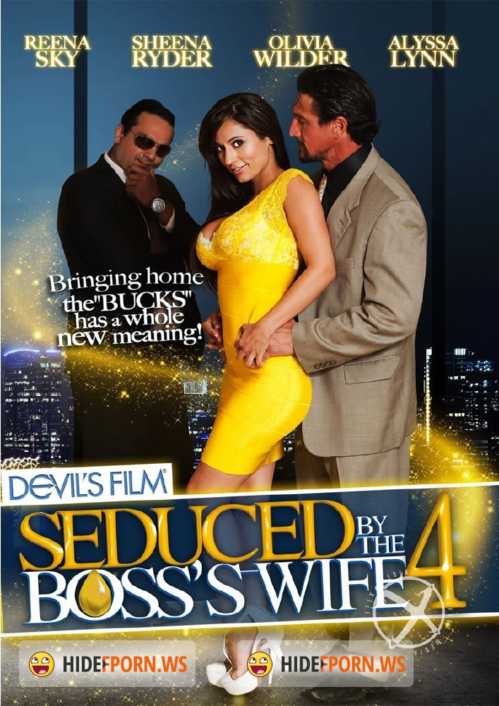 Seduced By The Bosss Wife 4 [2015/DVDRip]