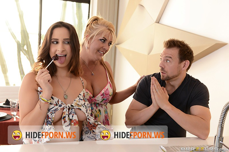 TeensLikeItBig.com/BraZZers.com - Ashley Adams - Setting the Table [FullHD]