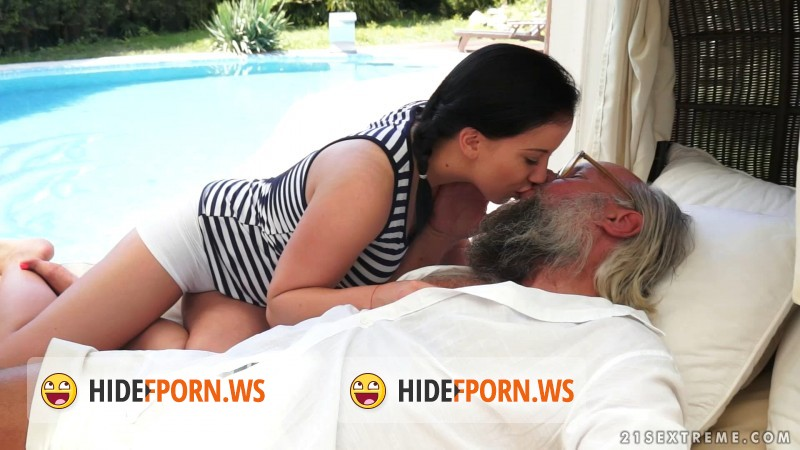 GrandpasFuckTeens.com/21Sextreme.com - Lily Grey - Which Of The Two [FullHD 1080p]