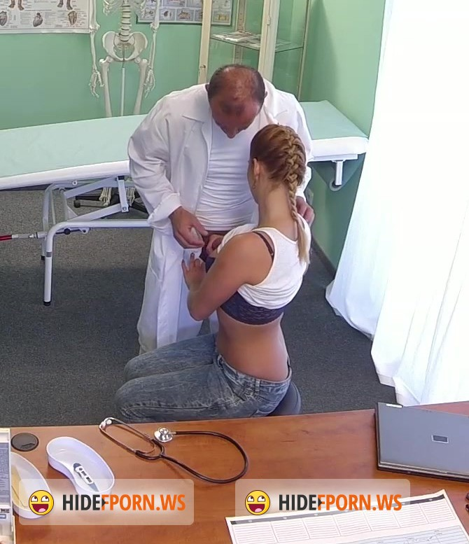 FakeHospital.com: Fake Hospital E168 - Gorgeous Redhead Prescribed Cock by her Doctor [FullHD 1080p]