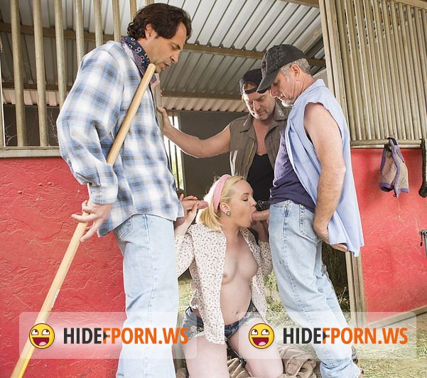 Wickedpictures.com - Jay Crew, Evan Stone, Eric John, Miley May - Axel Brauns Farmer Girls, Scene 3 [FullHD]