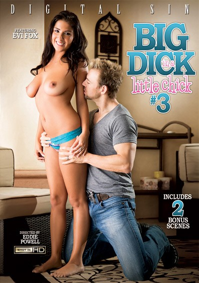 Big Dick in a Little Chick 3 [2013/WEBRip/HD]