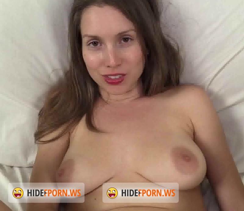 image Lelu lovepov caught hairjob blowjob cum in hair