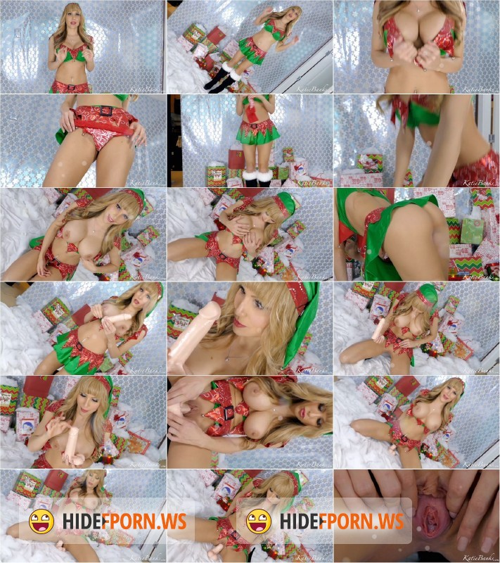 KatieBanks.com - Katie Banks - Naughty Elf [UltraHD 2160p]