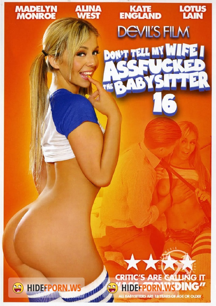 Dont Tell My Wife I Assfucked 16 [2015/DVDRip]