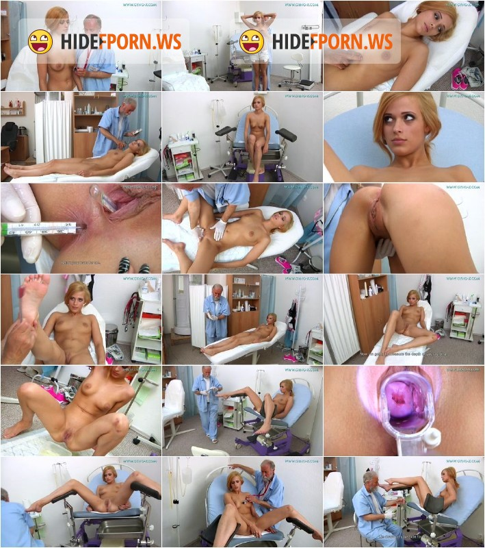 Gyno-X.com - Ria - 18 years old girl [HD 720p]