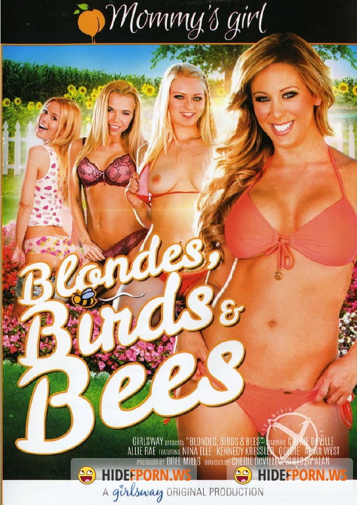 Blondes Birds And Bees [DVDRip]