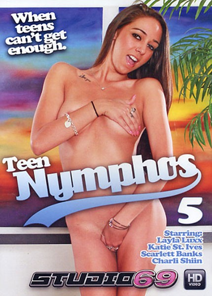 Teen Nymphos 5 (2015/DVDRip)