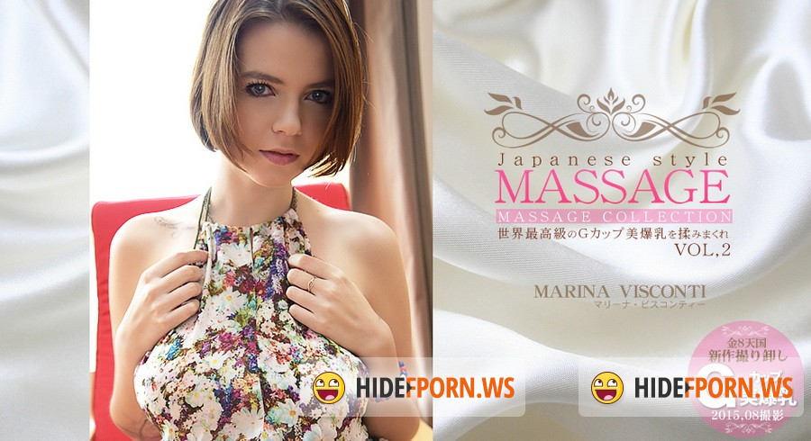 Kin8tengoku.com - Marina Visconti - Amazing Japanese Style Massage Marina Visconti Vol. 2 - 1344 [FullHD 1080p]