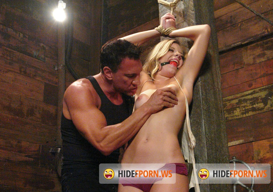 SexAndSubmission.com - Trisha Parks - Tied and Helpless Anal Captive [SD 540p]