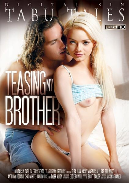 Teasing My Brother (2015/WEBRip/SD)