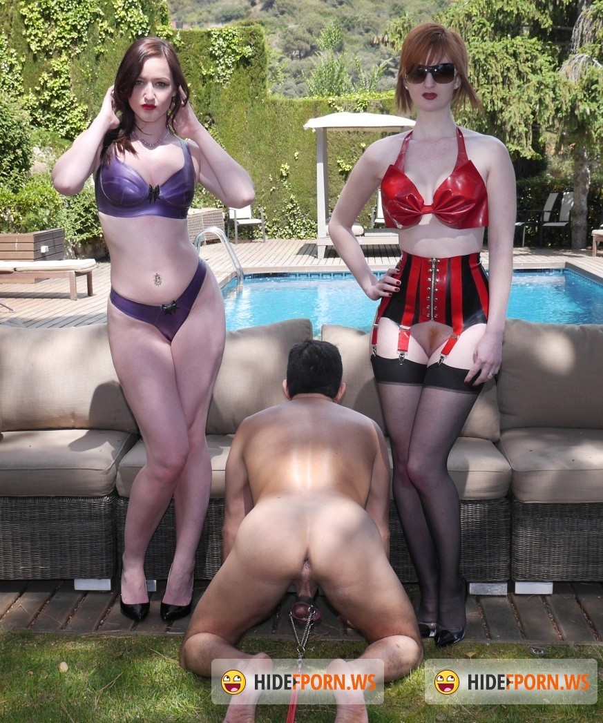 TheEnglishMansion.com: Miss Vivienne lAmour, Switch Zara - Male Pain Female Gain (Femdom) [HD 720p]