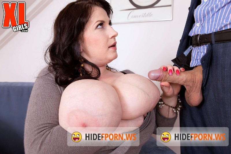 PornMegaLoad.com/XLgirls.com - Anna Beck - The Busty Busker [FullHD 1080p]