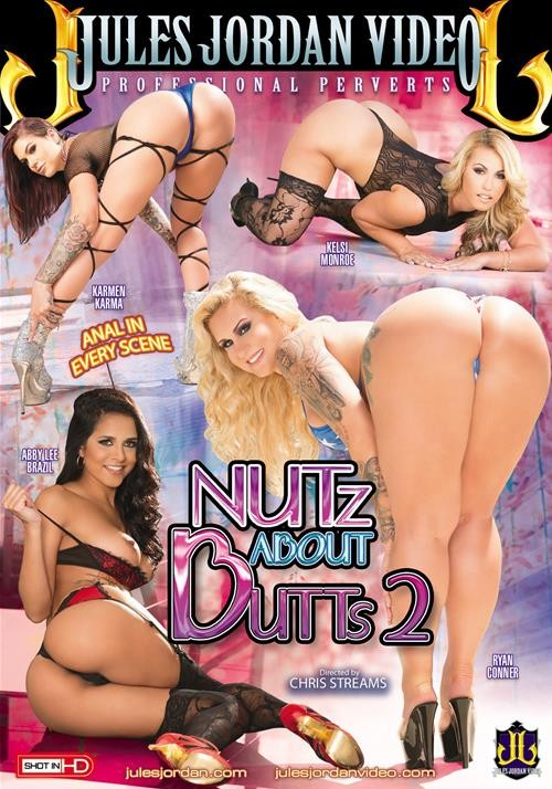 Nutz About Butts 2 [DVDRip]