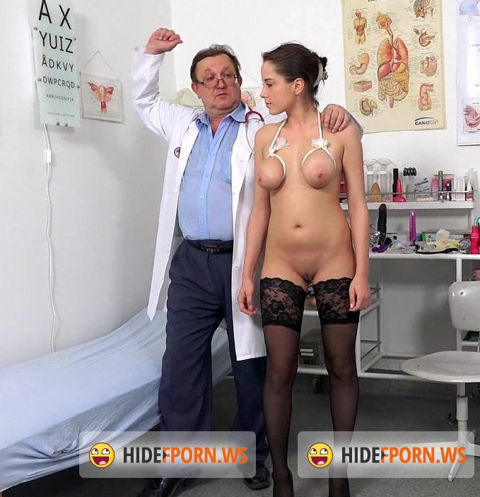 ExclusiveClub.com/FreakyDoctor.com - Emilia - 19 years girls gyno exam [HD 720p]