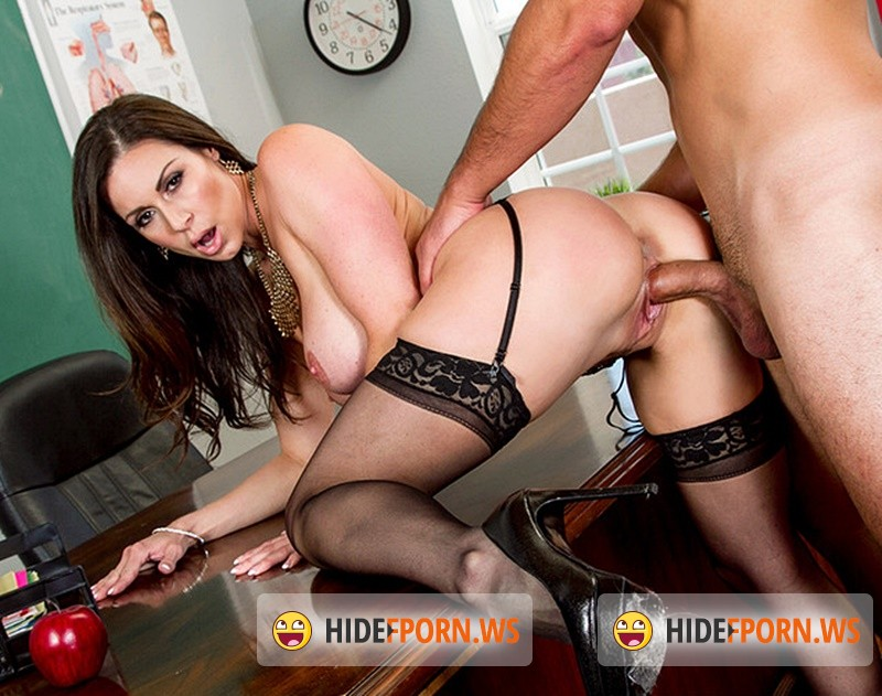 MyFirstSexTeacher.com/NaughtyAmerica.com - Kendra Lust - My First Sex Teacher [ULtraHD]