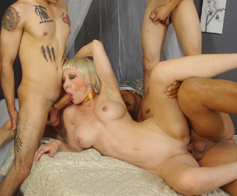 WhiteGhetto.com - Dalny Marga - We Wanna Gang Bang Your Mom 23, Scene 1 [HD 720p]