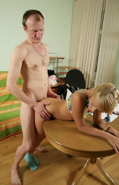 TrickyOldTeacher.com - Alina - Tricky Old Teacher [HD 720p]