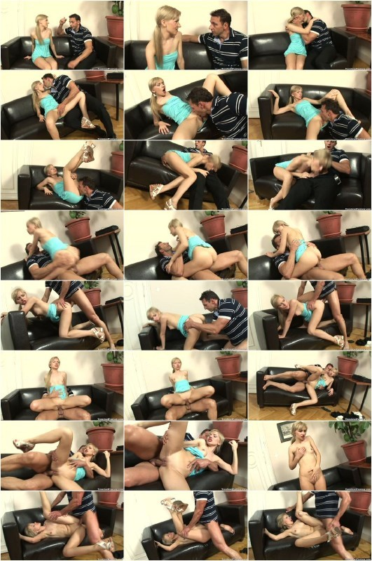 TeenAnalFantasy.com/TeenPornoPass.com - Sasha Rose - Petite Blondie Analized [FullHD 1080p]