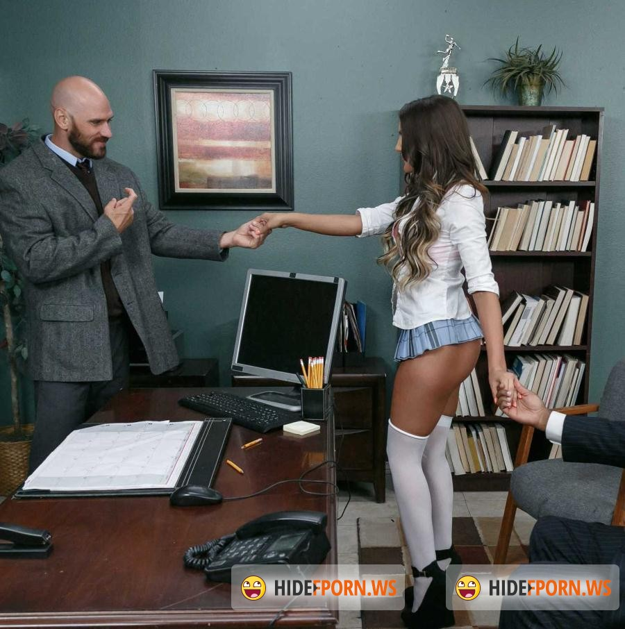 Big Tits / School: August Ames - The Student Teacher Affair (Natural Tits) [SD 480p]