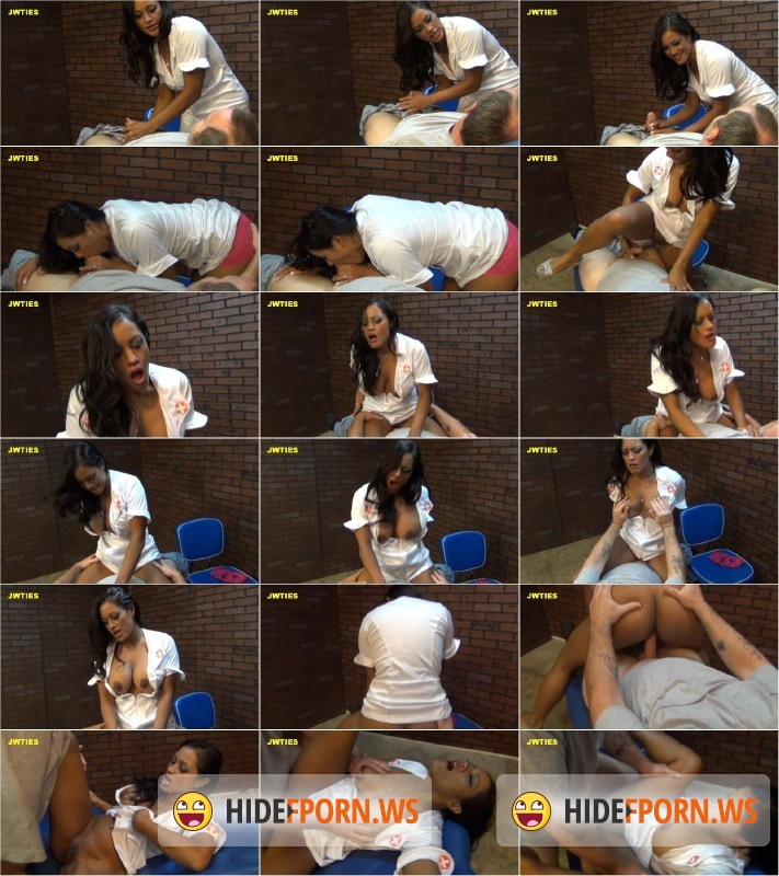 Jwties.com/Clips4sale.com - Maxine X - Cum In Me Ted Its Your Last Chance [HD 720p]