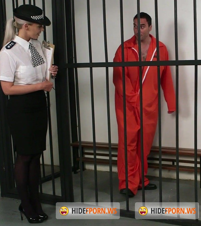 CumPerfection.com - Taylor Shay - Jailhouse Cock [FullHD 1080p]