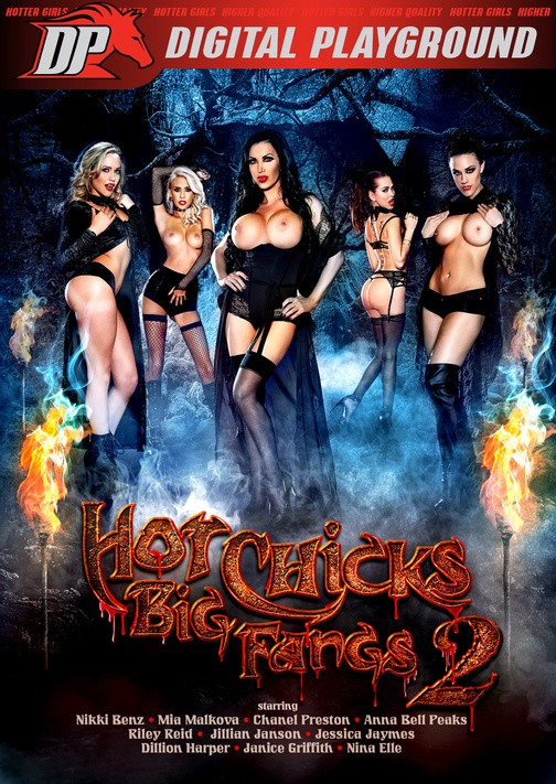 Hot Chicks Big Fangs 2 [2015/WEBRip 1080p]