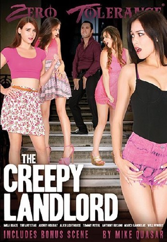 The Creepy Landlord (2015/DVDRip)
