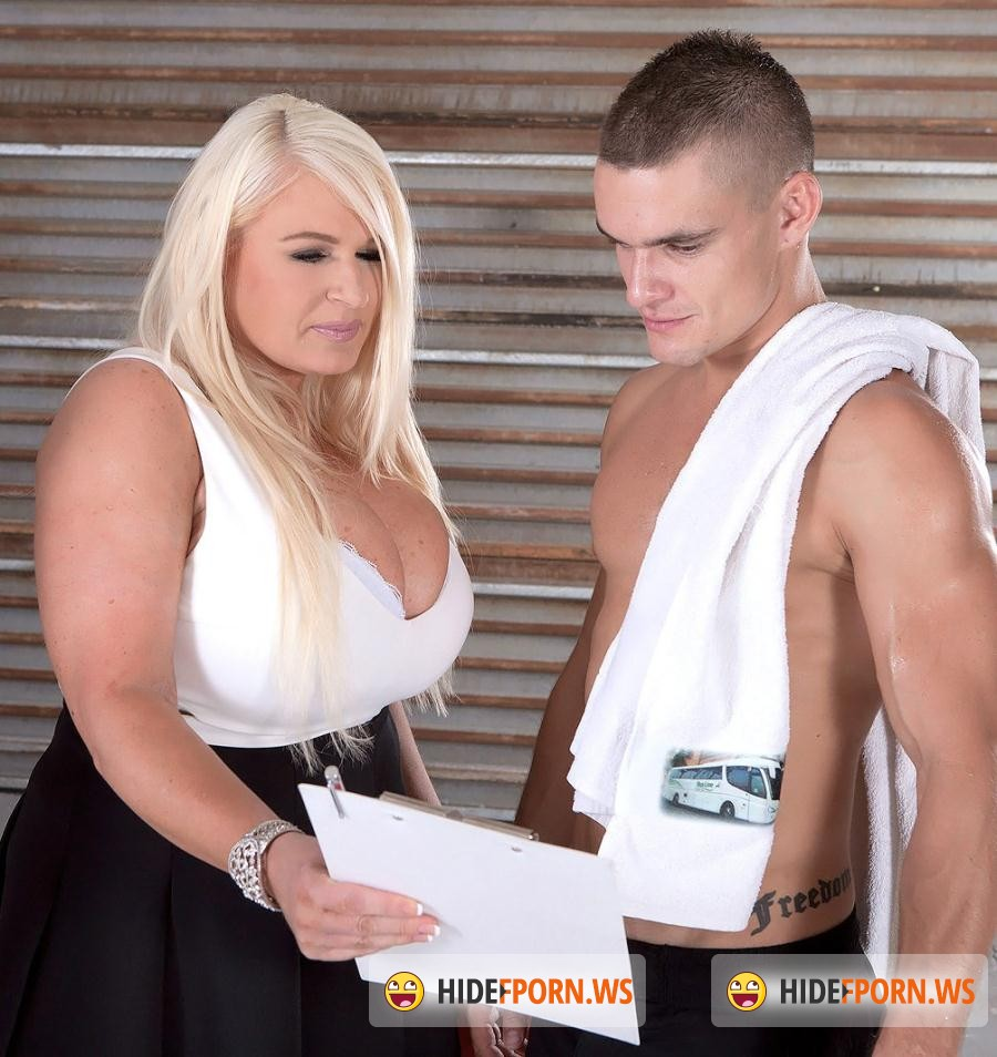 XLGirls.com/PornMegaLoad.com: Samantha Sanders - Knockout Sex (Big Tits) [HD 720p]