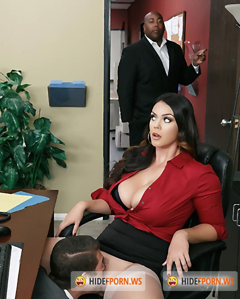 BigTitsAtWork/Brazzers - Alison Tyler, Xander Corvus - Your Sons a Fuck Up [HD 720p]