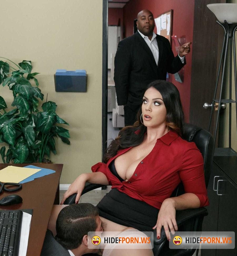 Big Tits Work: Alison Tyler - Your Sons a Fuck Up (Big Ass - October 19, 2015) [SD 480p]