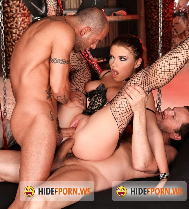 RoccoSiffredi.com - Marina Visconti, Mike Angelo, Yanick Shaft - Roccos Perfect Slaves 8, Scene 3 [FullHD]
