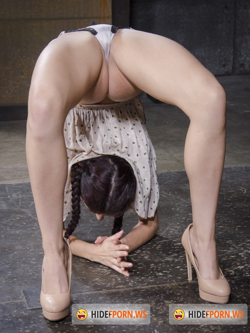 HardTied.com: Nikki Knightly  - Yoga Slut  (Humiliation women) [HD 720p]