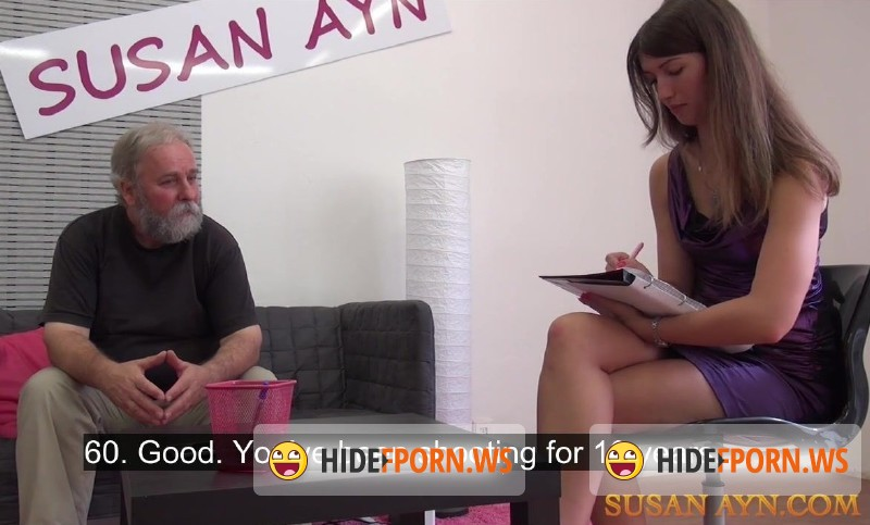Susanayn.com - Susan Ayn - An old hard dick for agent Susan [HD 720p]