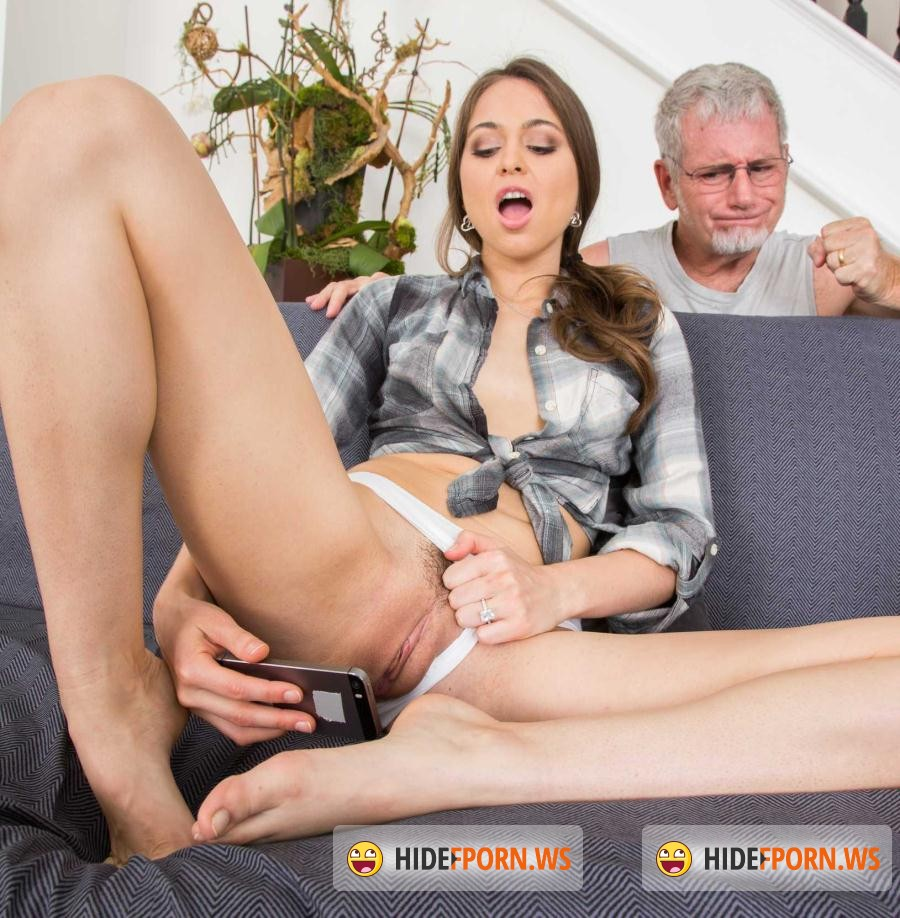 Real Stories: Riley Reid - Candid Cuckold Camera (Ass Worship) [SD 480p]