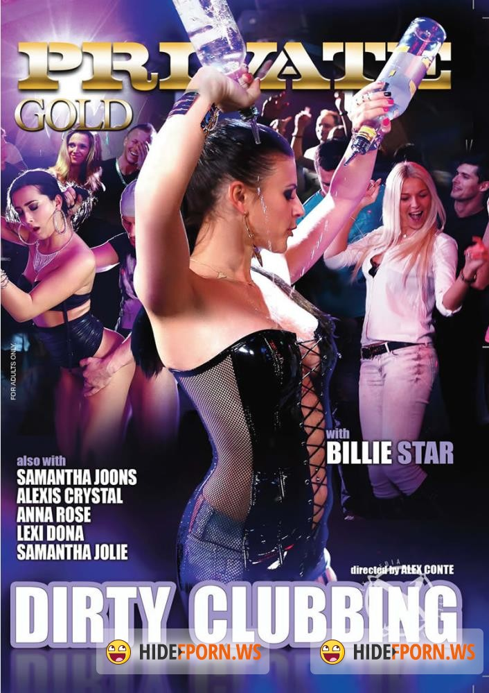 Private Gold: Dirty Clubbing [DVDRip]