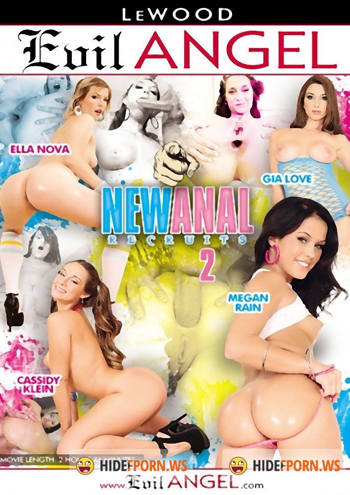 New Anal Recruits 2 [WEBRip/HD]