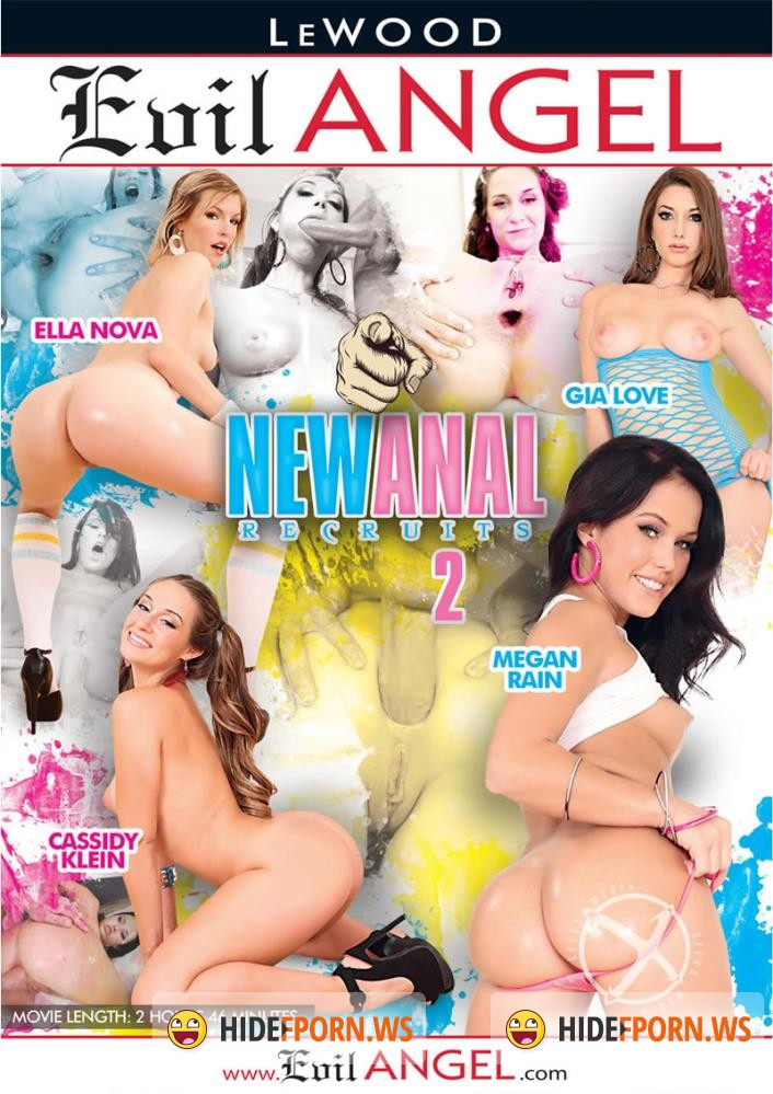 New Anal Recruits 2 [2015/WEBRip 1080p]