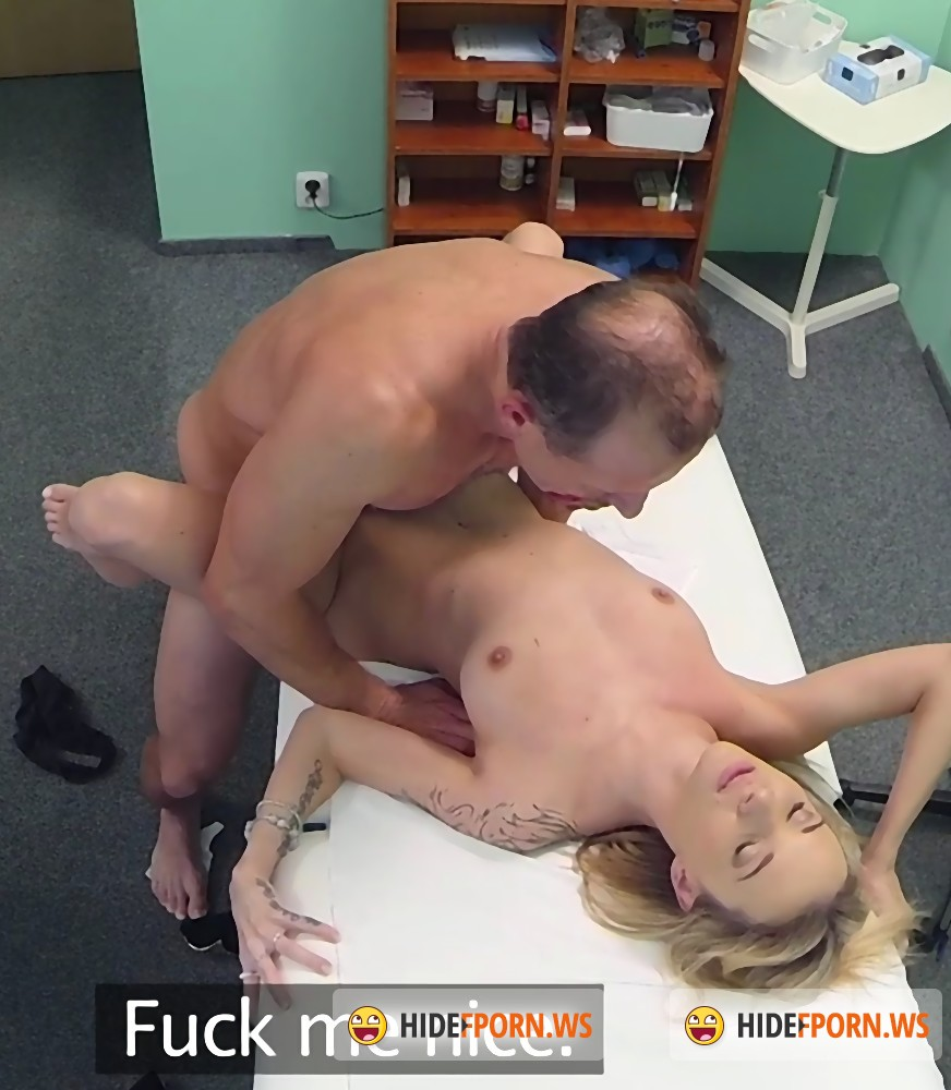 FakeHospital - Angel Piaf - Fake Hospital E194 Doctors Halloween costume wardrobe malfunction gets blonde horny and wet [FullHD 1080p]