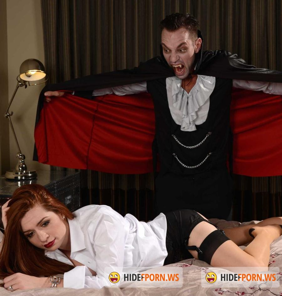 Real Stories: Veronica Vain  - Fucking With A Vampire (Big Natural Tits) [SD 480p]